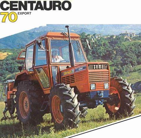 Trattori same centauro centurion mercury leopard for Same centurion 75 scheda tecnica